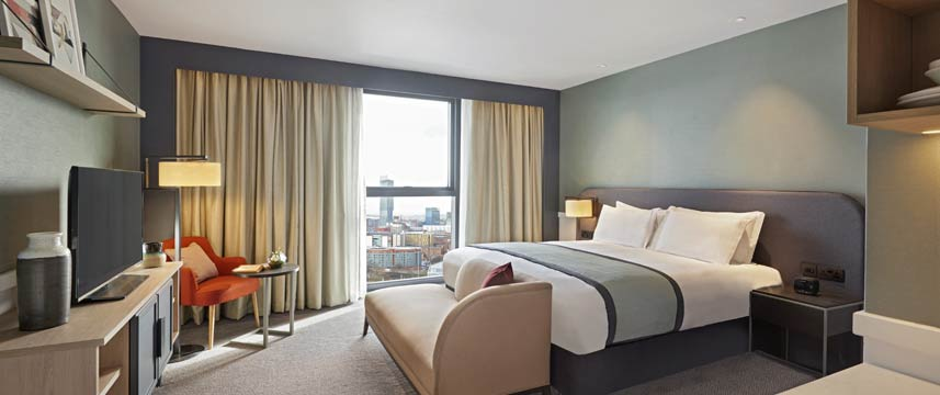 Staybridge Suites Manchester Studio Suite Queen