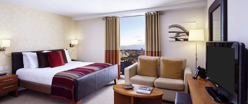Staybridge Suites Newcastle - Deluxe Studio View
