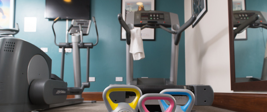 Staybridge Suites Newcastle - Fitness Suite