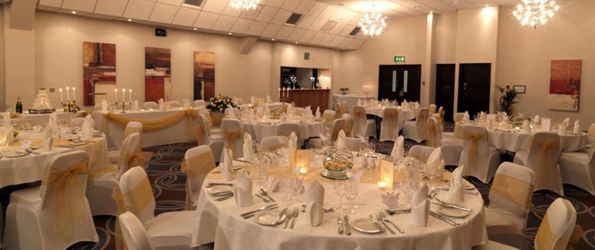Stratford Manor QHotels Function Room