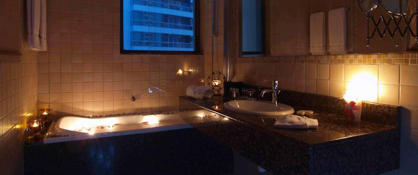 Suha Hotel Apartments - Bathroom