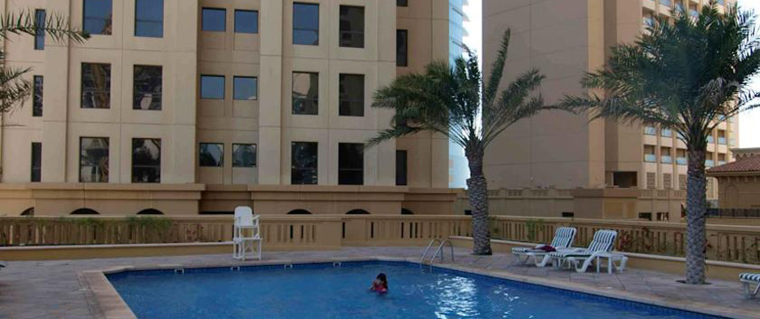 Suha Hotel Apartments - Pool