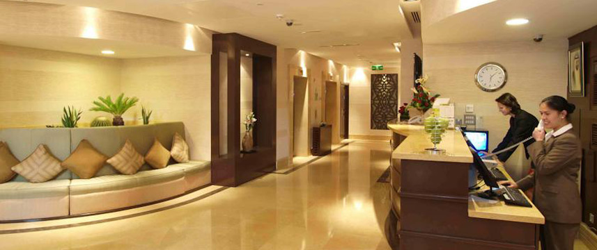 Suha Hotel Apartments - Reception