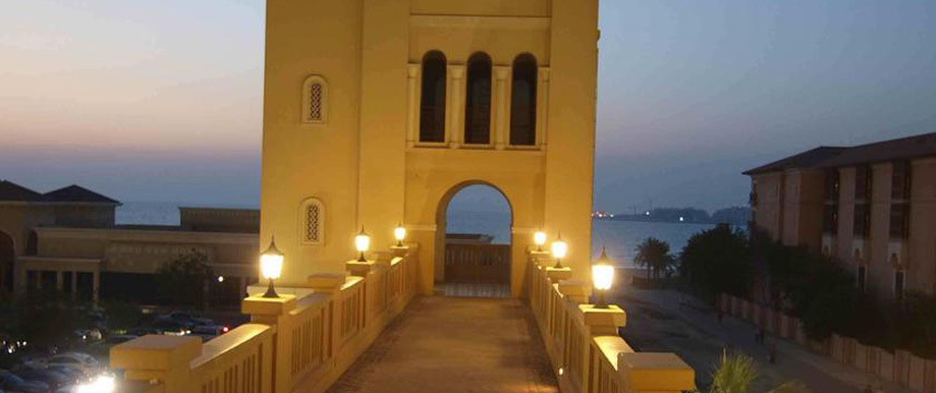 Suha Hotel Apartments - Walkway