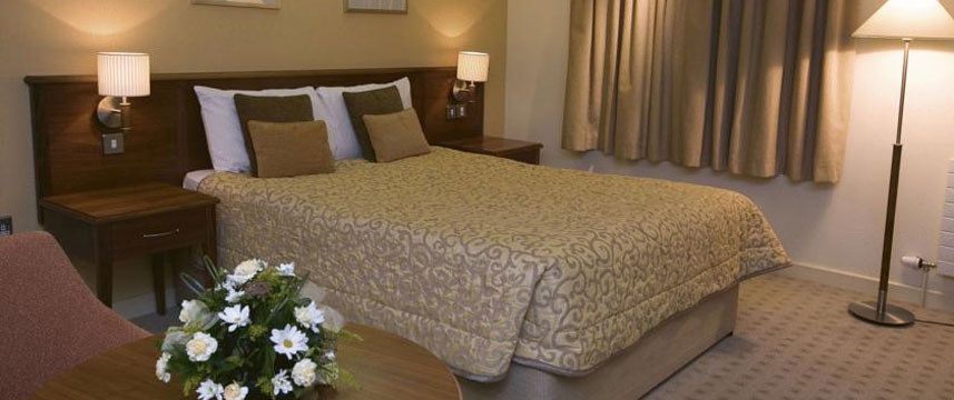 Tankersley Manor Hotel Double Room