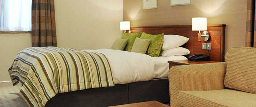 Tankersley Manor Hotel Q Star Double Room