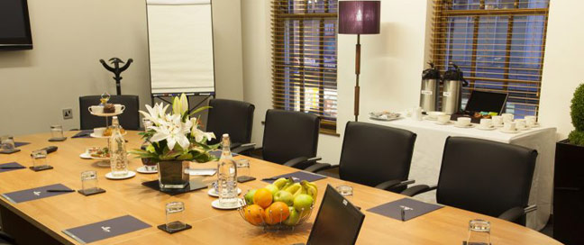 Temple Bar Hotel - Meeting Room