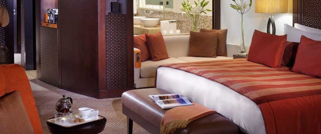 The Address Downtown Dubai - Deluxe Room