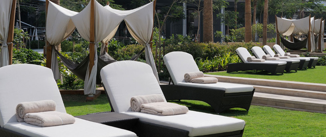 The Address Downtown Dubai - Loungers