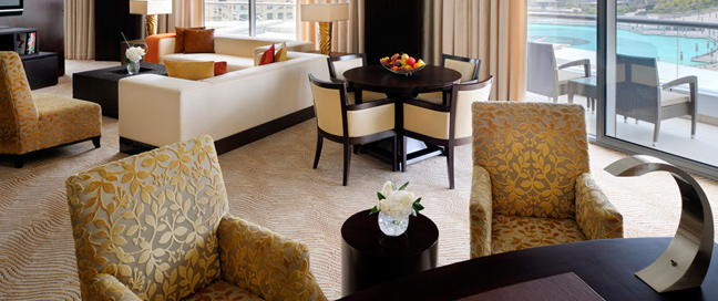 The Address Downtown Dubai - Tower Suite