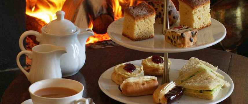 The Arundell Arms - Afternoon Tea