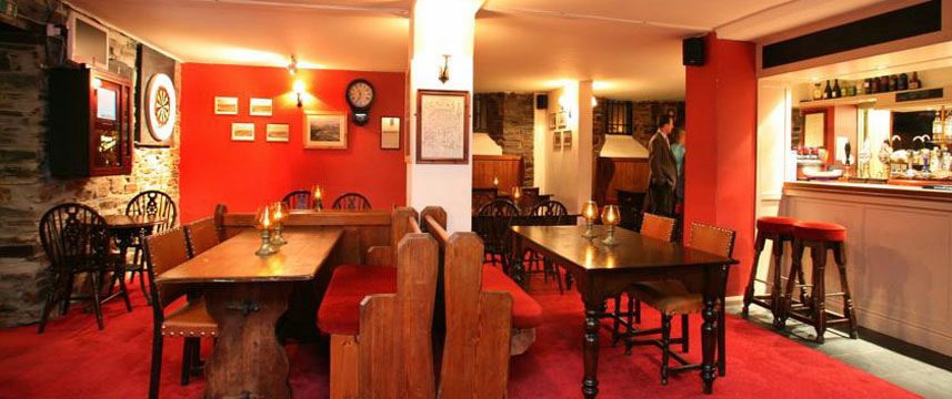 The Arundell Arms - Bar Seating