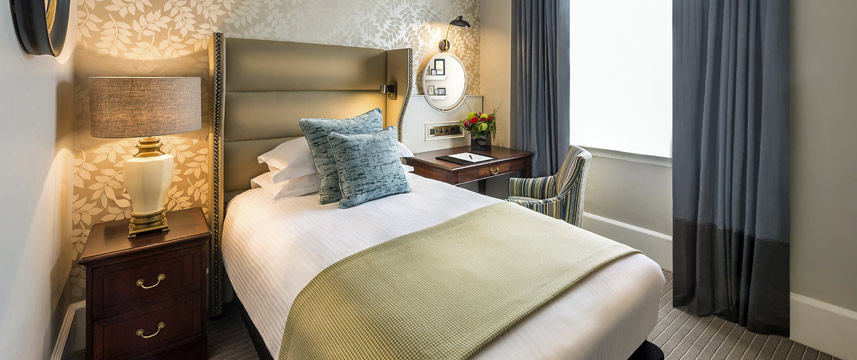 The Baileys Hotel London Classic Single Room