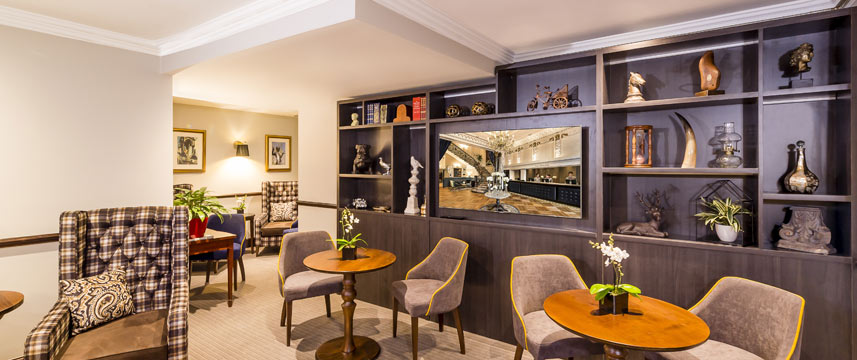 The Baileys Hotel London Club Lounge