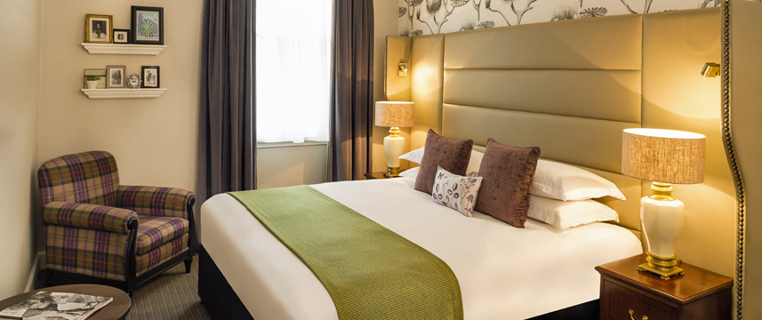 The Baileys Hotel London Deluxe Double Room