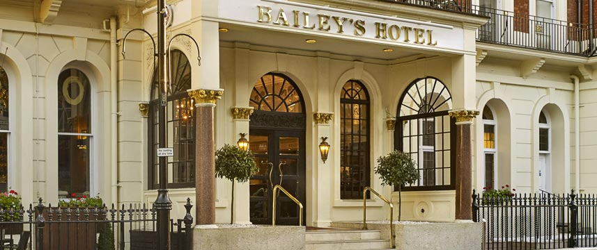 The Baileys Hotel London Exterior