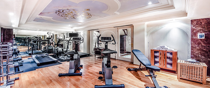 The Bentley - Fitness Centre