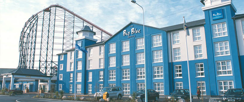 The Big Blue Hotel at Pleasure Beach - Resort Exterior View