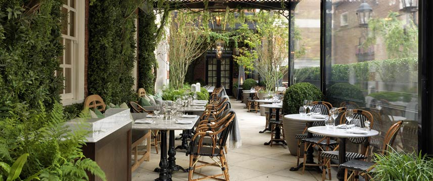 The Bloomsbury Hotel - Dalloway Terrace