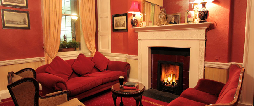 The Castle Hotel - Drawing Room