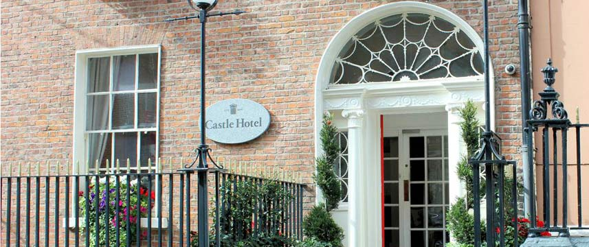The Castle Hotel - Entrance