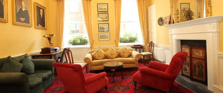 The Castle Hotel - Lounge