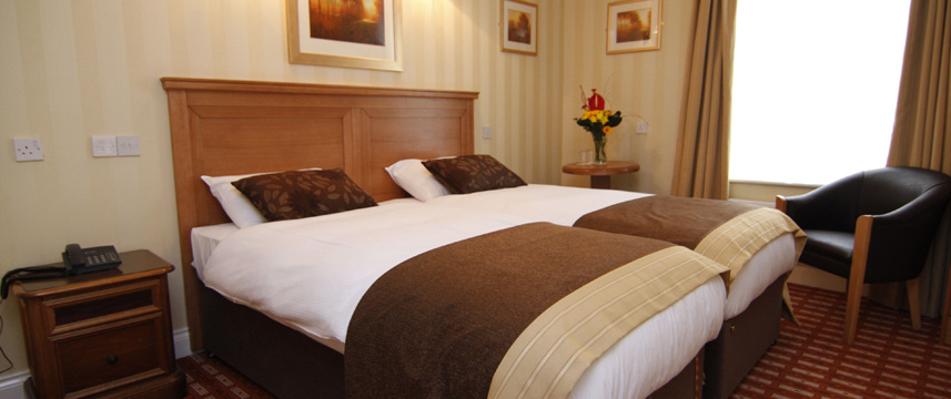 The Castle Hotel - Standard Double Bedroom