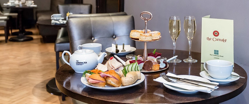 The Courthouse Hotel - Afternoon Tea