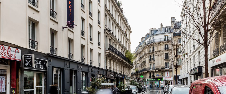 The District Republique - Street View