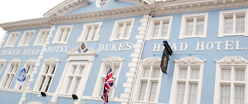 The Dukes Head - Exterior