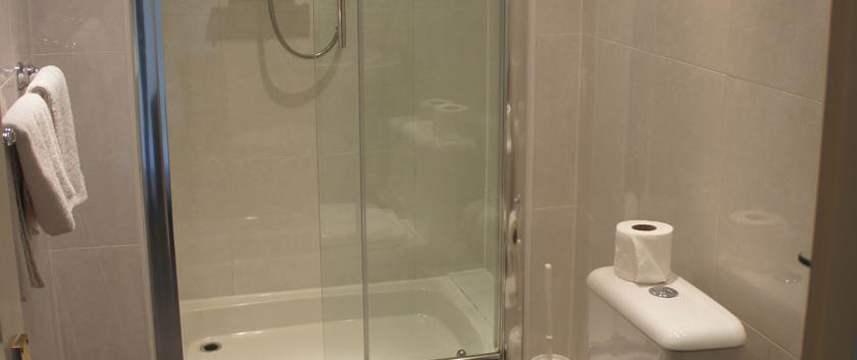 The Edgbaston Palace Hotel - Bathroom