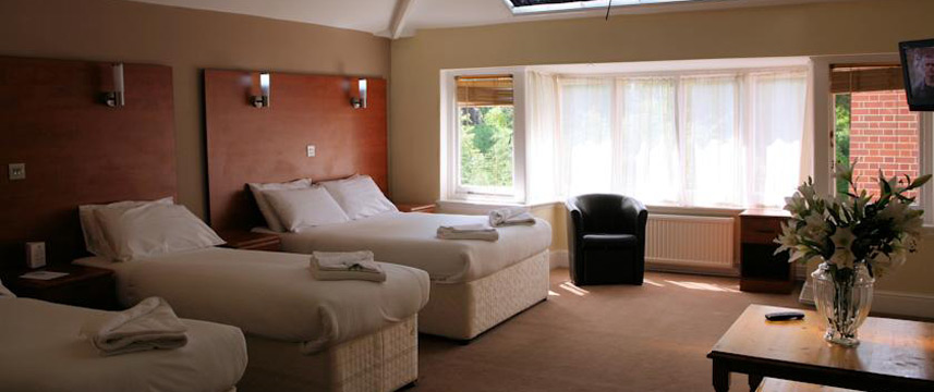 The Edgbaston Palace Hotel - Family Bedroom