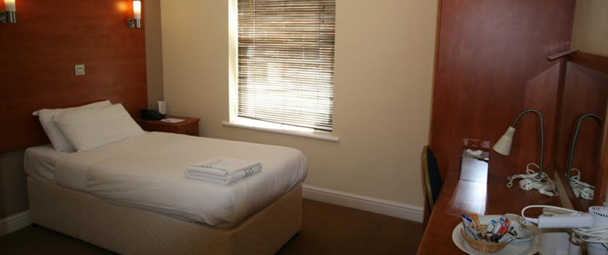 The Edgbaston Palace Hotel - Single Room