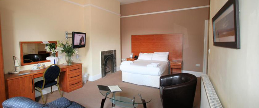 The Edgbaston Palace Hotel - Suite Room