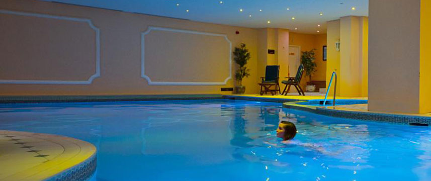The Grand Hotel Eastbourne - Indoor Pool
