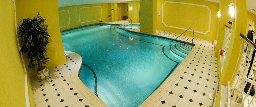 The Grand Hotel Eastbourne - Indoor Swimming Pool