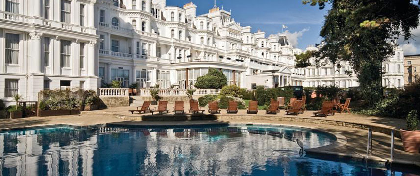 The Grand Hotel Eastbourne - Pool