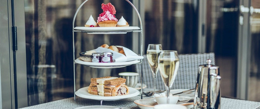 The Grand York - Afternoon Tea