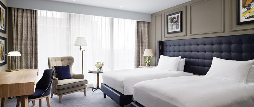 The Grand York - Classic Twin Room