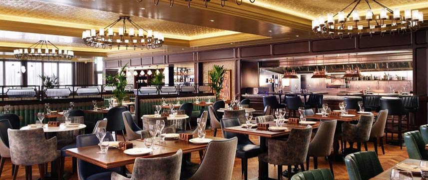 The Grand York - The Rise Restaurant