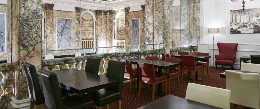 The Grand at Trafalgar Square - Gallery Lounge Tables