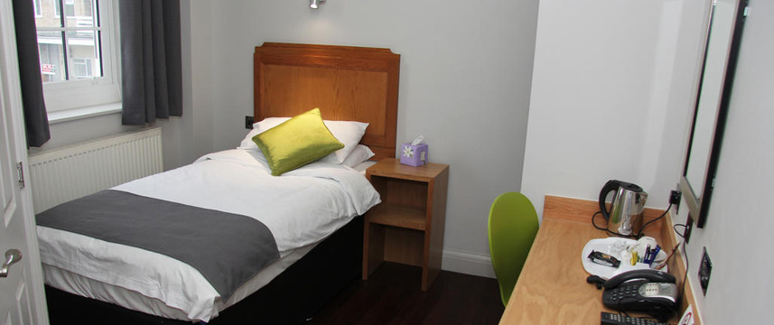 The Kingscliff Hotel - Single Room