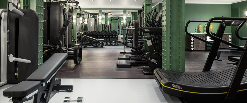 The Langham London - Fitness Room