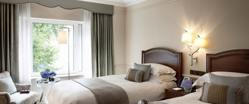 The Langham London - Superior Twin