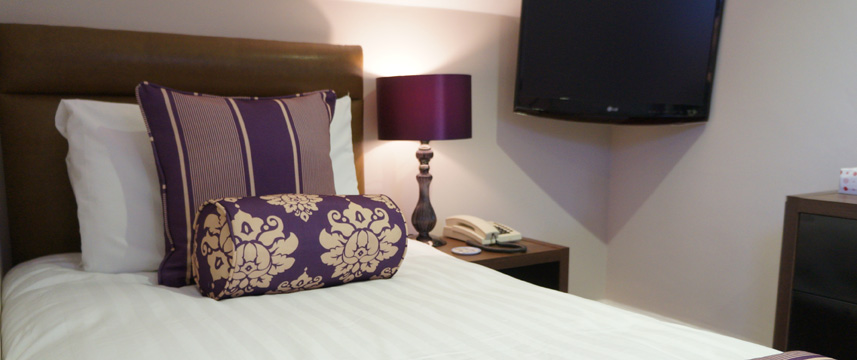 The Lawn Gatwick Guest House - Standard Twin Bed