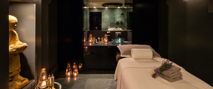 The May Fair Hotel Spa Treatment Room
