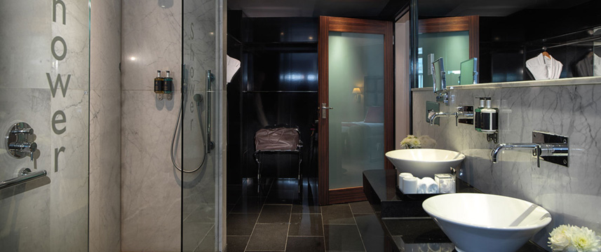 The May Fair Hotel Superior Bathroom