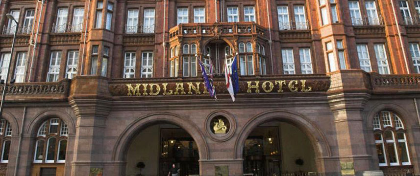 The Midland - Q Hotels - Entrance