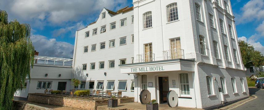 The Mill Hotel - Exterior