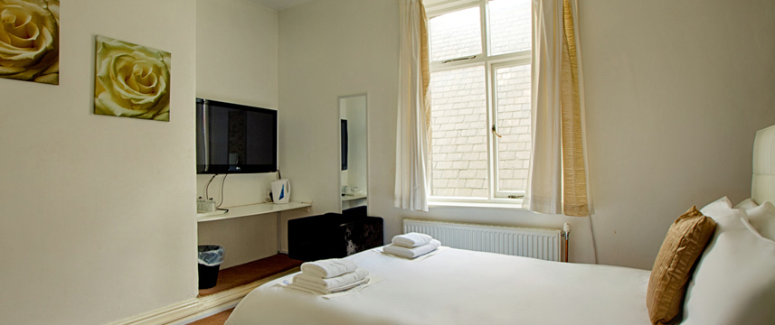 The Mitre Hotel - Double Room